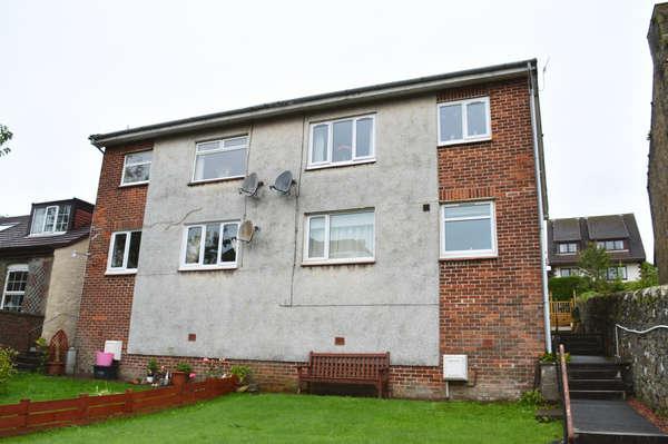 2 Bedrooms Flat for sale in 18D Gateside Street, West Kilbride, KA23 9BA
