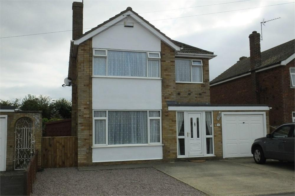 3 Bedrooms Detached House for sale in Welland Road, Boston, Lincolnshire