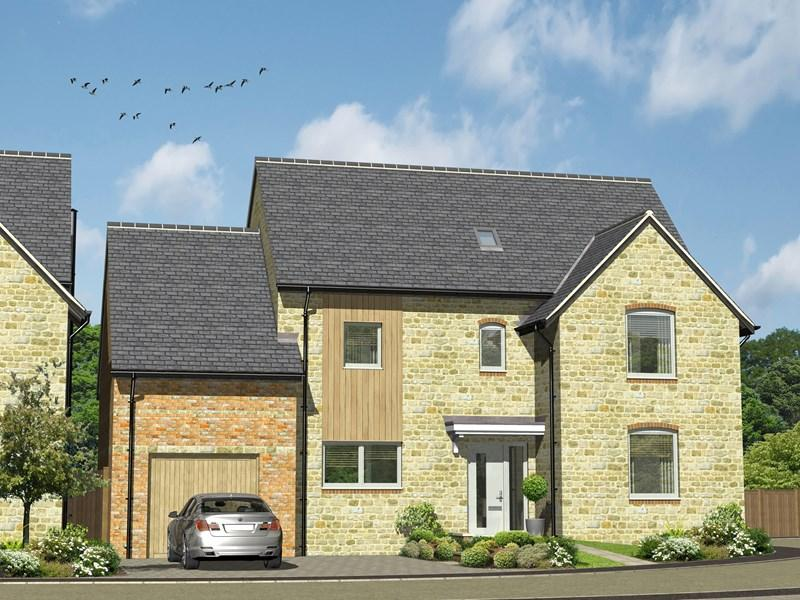 5 Bedrooms Detached House for sale in Plot 4, Reed House, The Fieldings, Brigstock