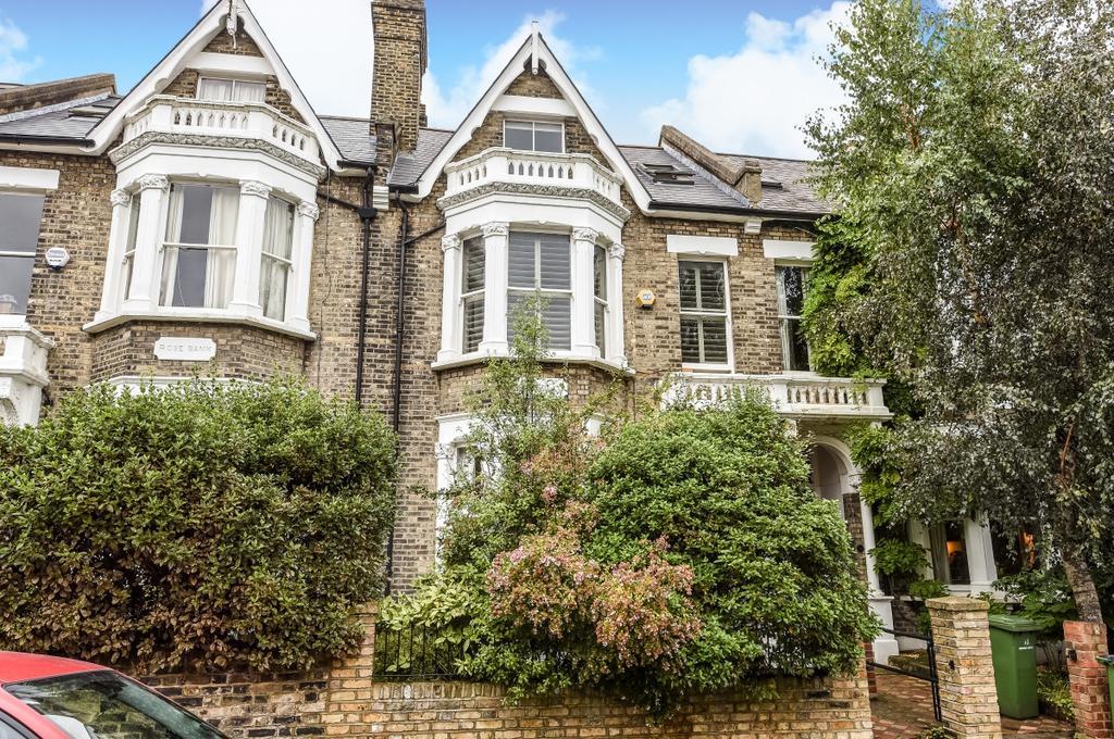 4 Bedrooms Terraced House for sale in Ulundi Road London SE3