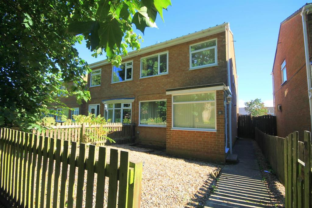 2 Bedrooms Semi Detached House for sale in Ashbrook Close, Brandon, Durham