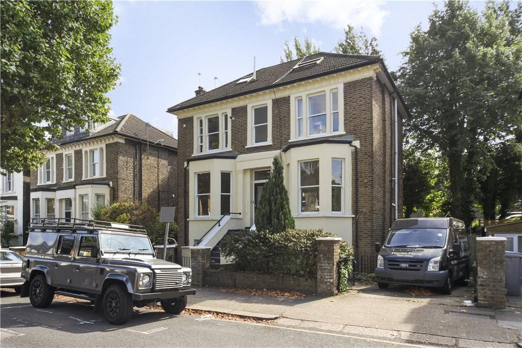 2 Bedrooms Flat for sale in Cavendish Road, Queen's Park, London, NW6