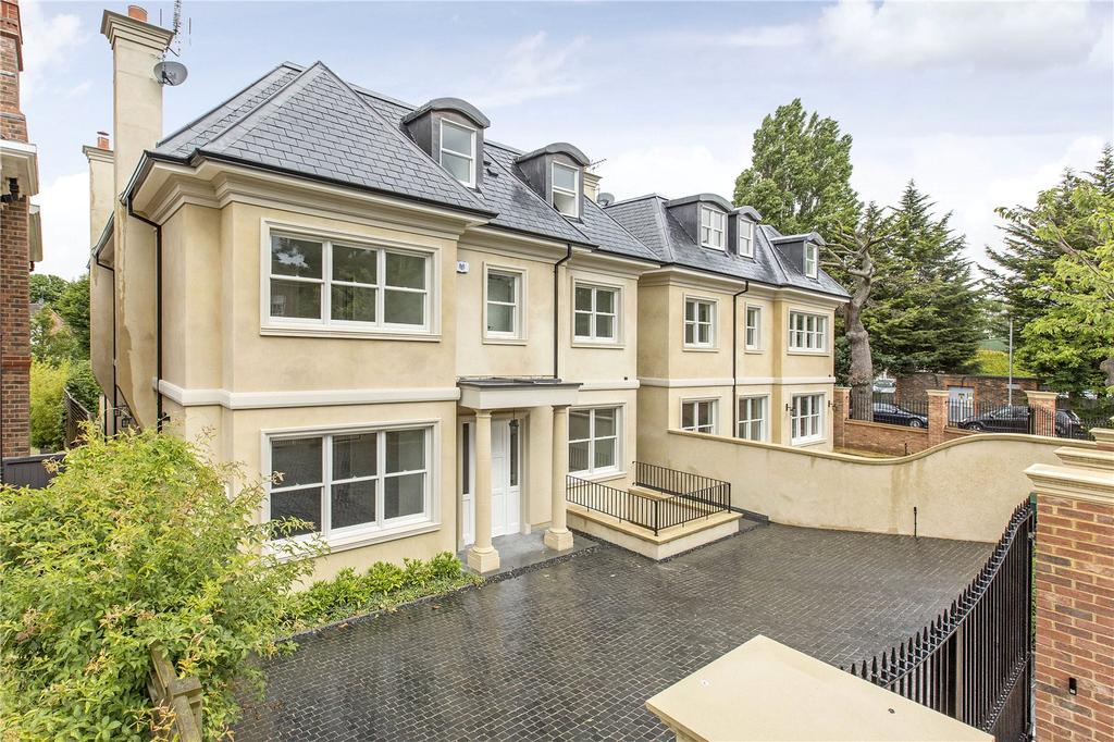 6 Bedrooms Detached House for sale in Roehampton Gate, Putney, London, SW15