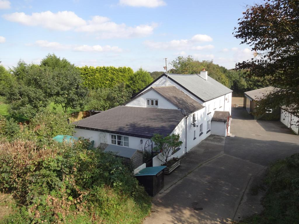 5 Bedrooms Equestrian Facility Character Property for sale in Buckland Brewer, Bideford