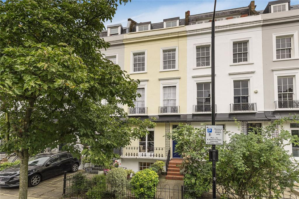 4 Bedrooms Terraced House for sale in Northumberland Place, Notting Hill, London, W2