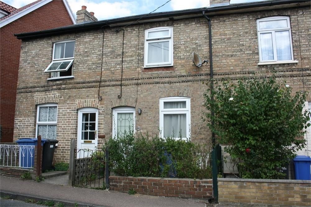2 Bedrooms Cottage House for sale in Upper East Street, SUDBURY, Suffolk