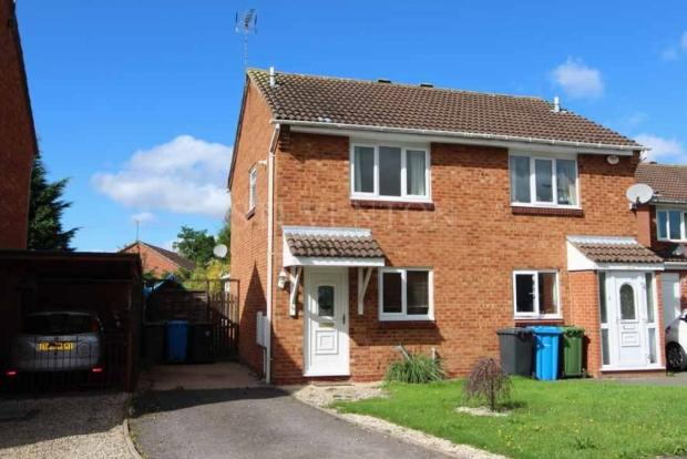2 Bedrooms Semi Detached House for sale in Melrose Drive, Perton, Wolverhampton