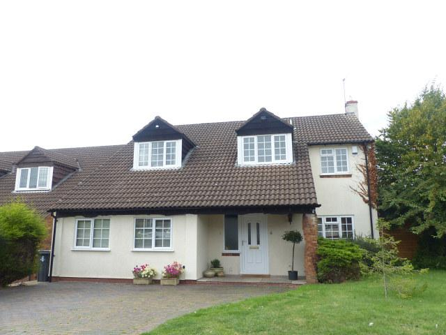 4 Bedrooms Detached House for sale in Tennyson Avenue,Four Oaks,Sutton Coldfield