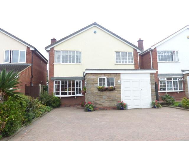 4 Bedrooms Detached House for sale in Mayall Drive,Four Oaks,Sutton Coldfield