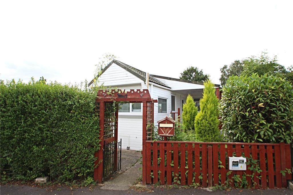 2 Bedrooms Detached Bungalow for sale in Elton Home Park, Sandy Leas Lane