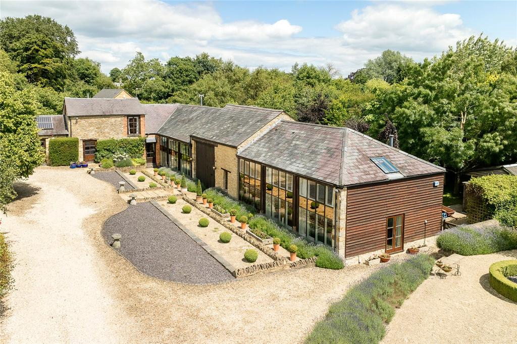 5 Bedrooms Detached House for sale in Great Rollright, Chipping Norton, Oxfordshire