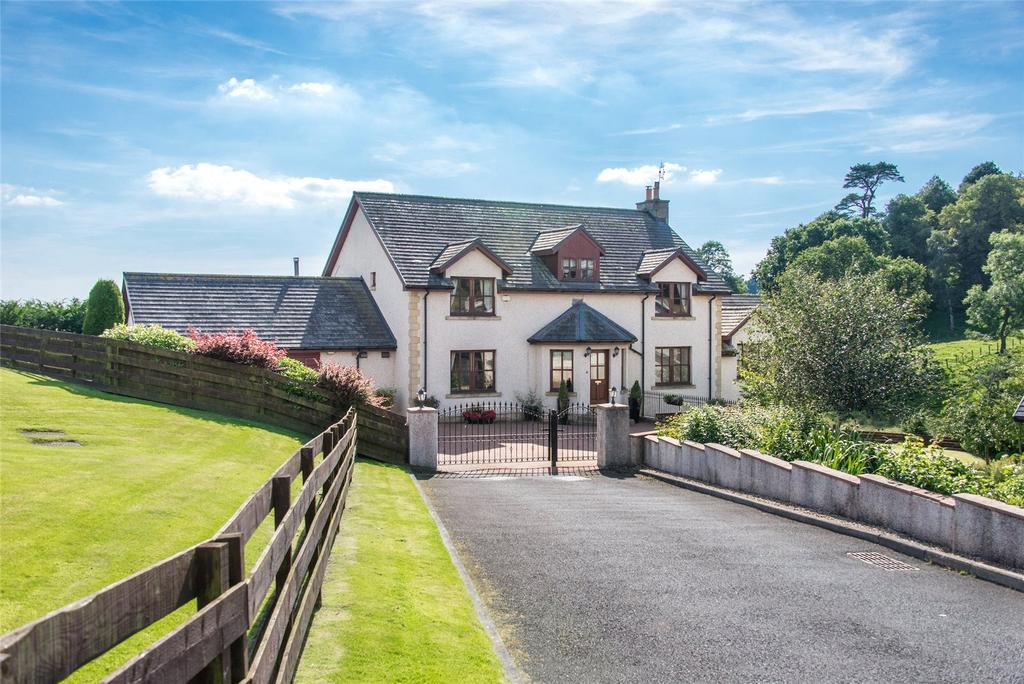 4 Bedrooms Detached House for sale in Hyndford Grange, Lanark, Lanarkshire