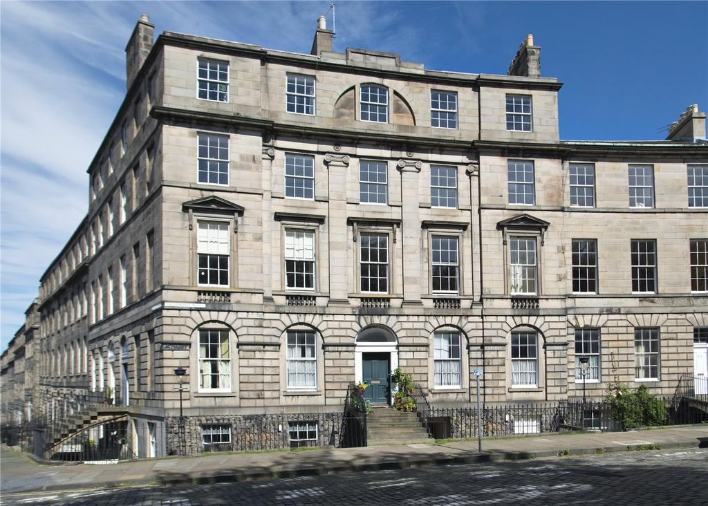 4 Bedrooms Flat for sale in Drummond Place, Edinburgh