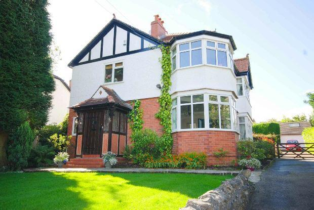 4 Bedrooms Detached House for sale in Macclesfield Road, Buxton