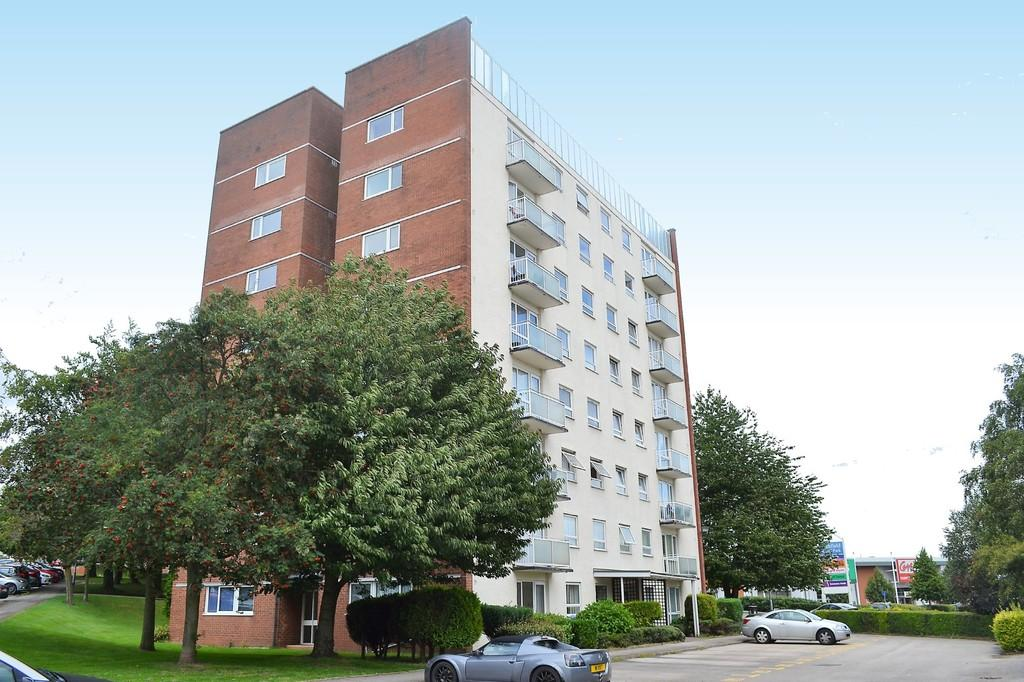 2 Bedrooms Ground Flat for sale in Shenstone House, Hobs Road, Lichfield