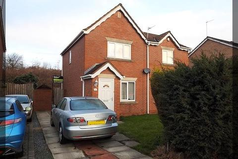 2 bedroom semi-detached house to rent - Bridgegate Drive, Victoria Dock, Hull, HU9 1SY