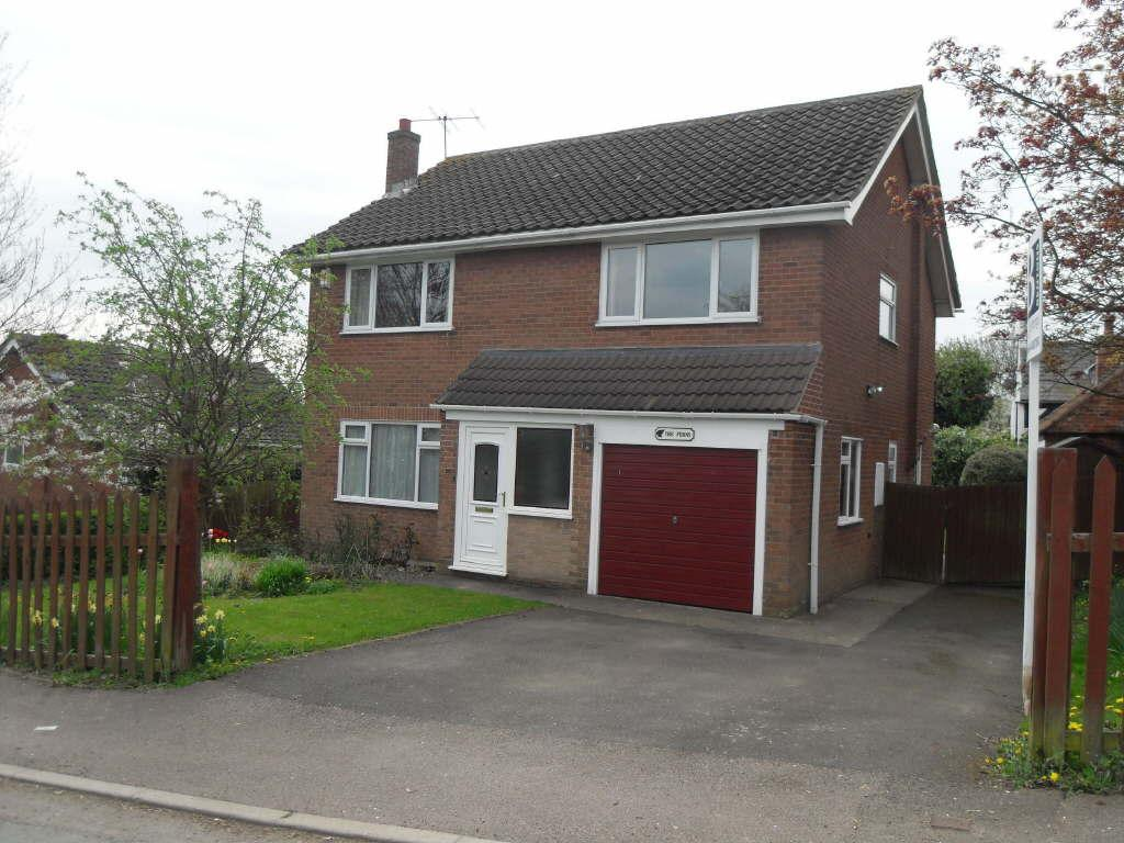 5 Bedrooms Detached House for rent in Longcliffe Hill, Old Dalby, Melton Mowbray