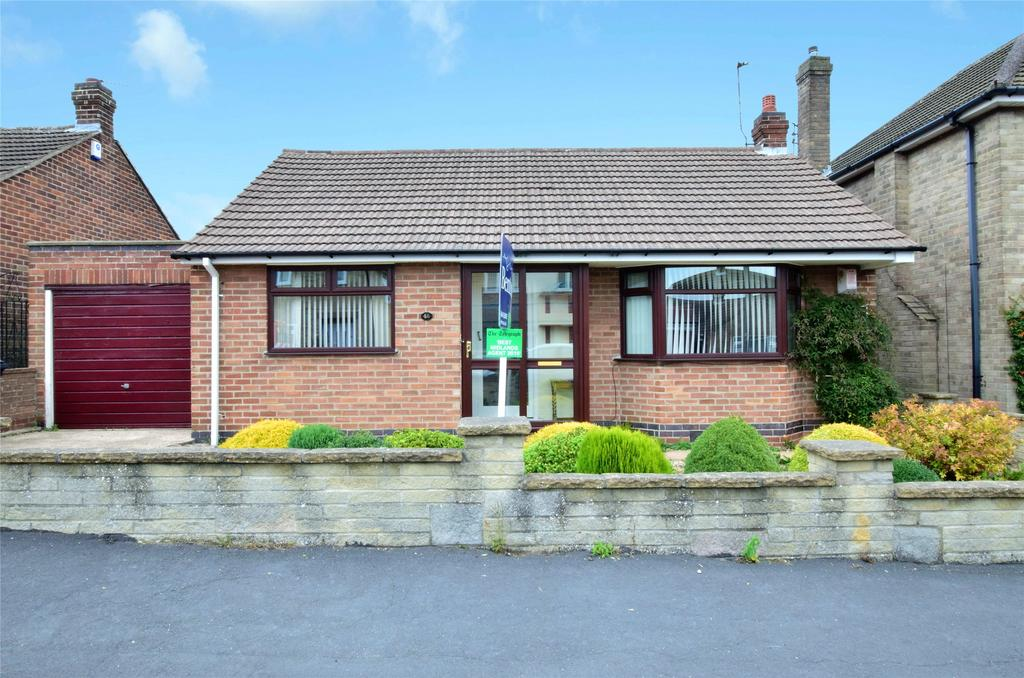 2 Bedrooms Detached Bungalow for sale in Highfield Avenue, Melton Mowbray, Leicestershire