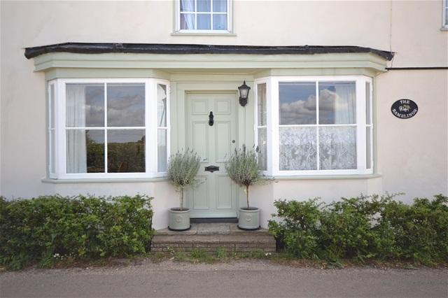 5 Bedrooms Detached House for sale in Nasty, nr Ware