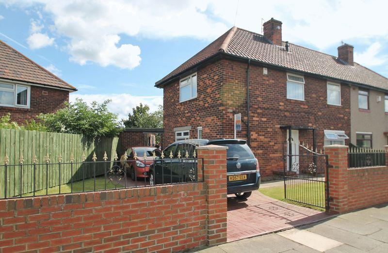 3 Bedrooms Terraced House for sale in Brandon Road, Thorntree