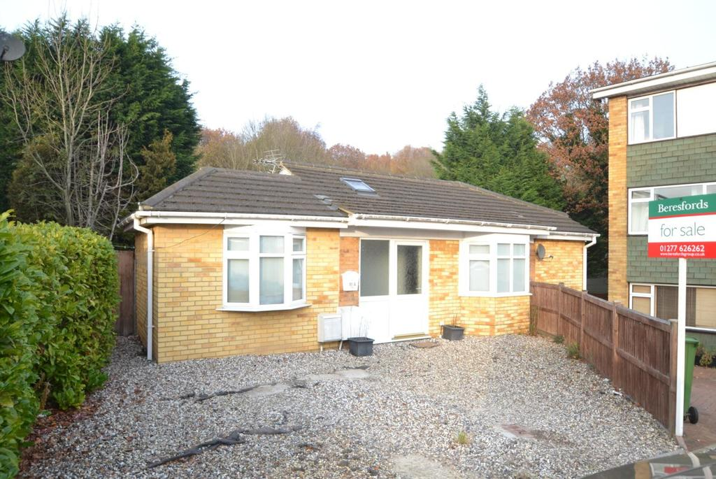 2 Bedrooms Detached Bungalow for sale in Feering Road, Billericay, Essex, CM11