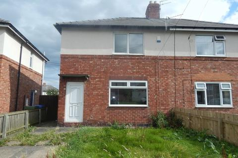 2 bedroom semi-detached house to rent - Chestnut Avenue, Blyth Northumberland