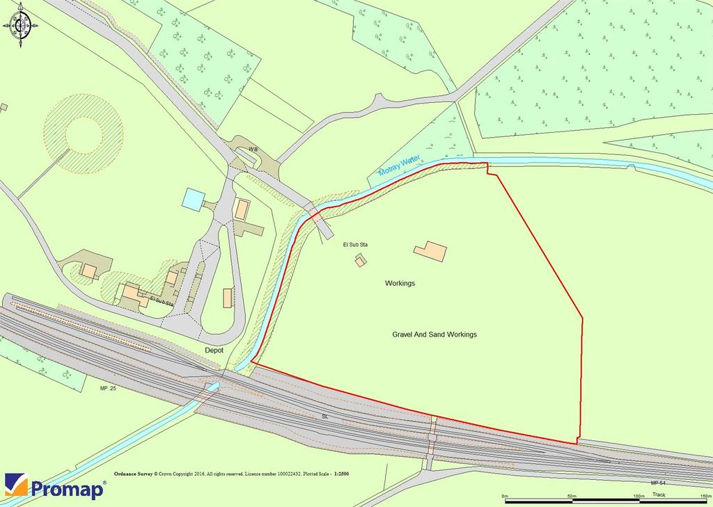 Land Commercial for sale in Former Sand Pit Site, North Straiton, Newport-On-Tay, Fife, DD6