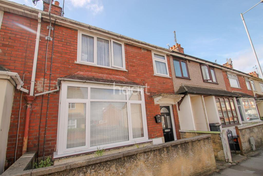 3 Bedrooms Terraced House for sale in Ferndale Road, Swindon, Wiltshire