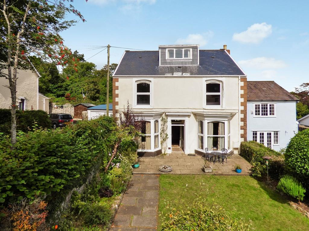 5 Bedrooms Semi Detached House for sale in Bethany Lane, West Cross, Swansea, SA3