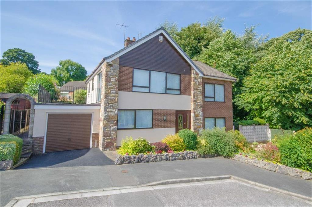 4 Bedrooms Detached House for sale in The Beeches, Holywell, Holywell