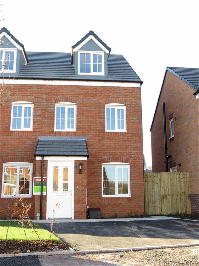3 Bedrooms Terraced House for sale in 38 Rondel Street, Shrewsbury, Shropshire