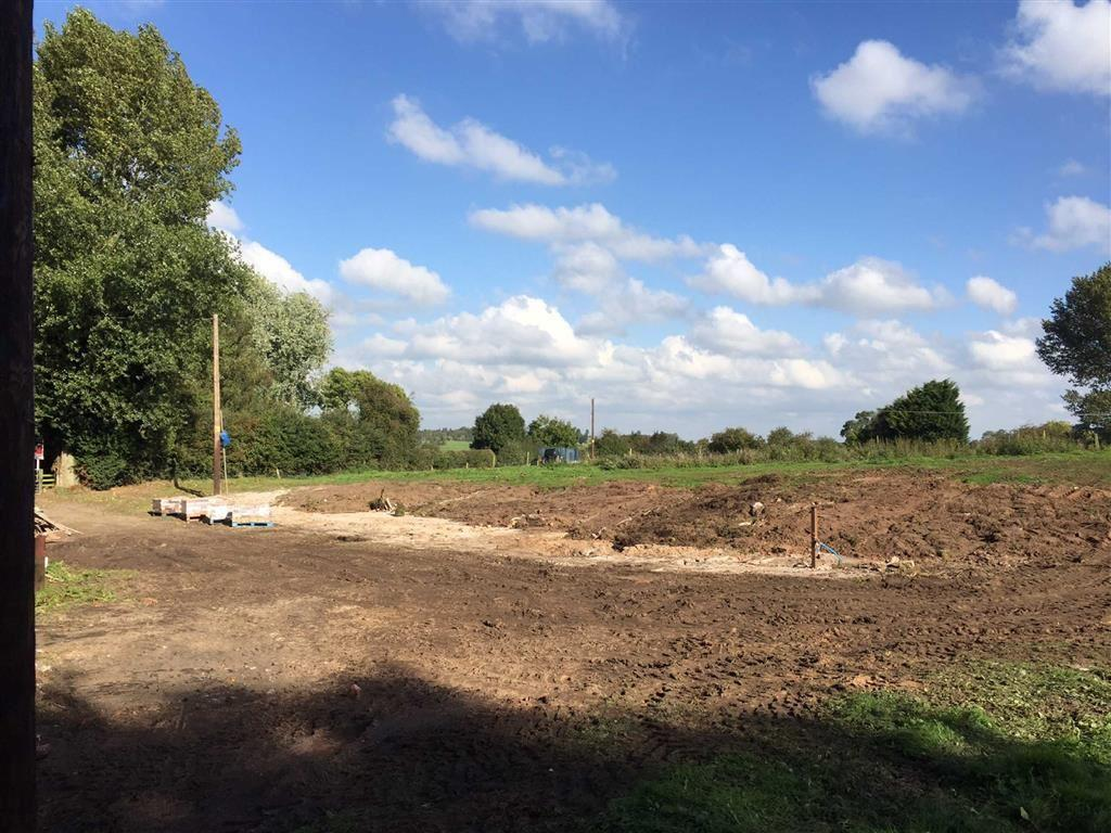 Land Commercial for sale in Land Adj To Longford Grange, Longford, Market Drayton, TF9