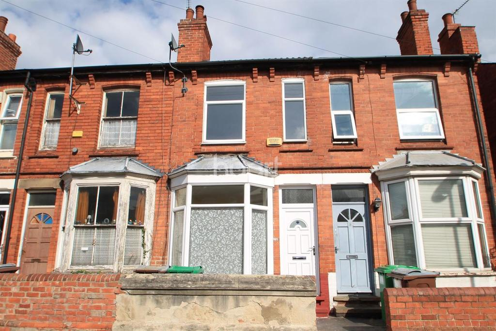 3 Bedrooms Terraced House for sale in Burford Road, Forest Fields