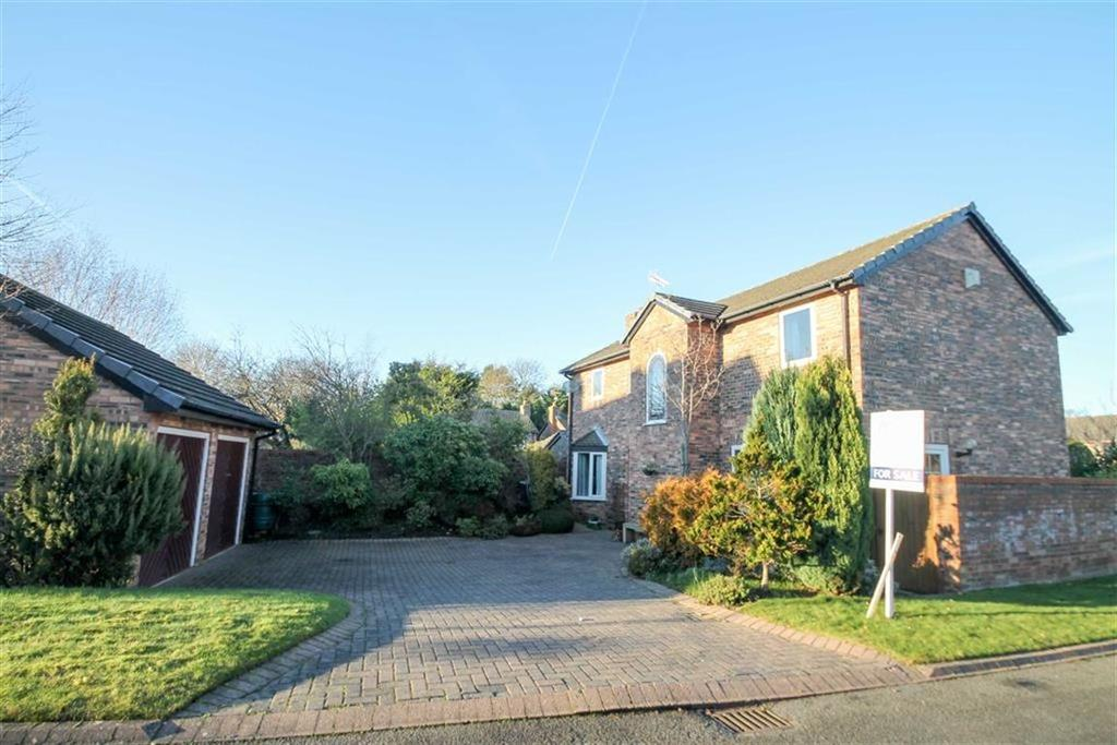 4 Bedrooms Detached House for sale in Kingsley Close, Hartford