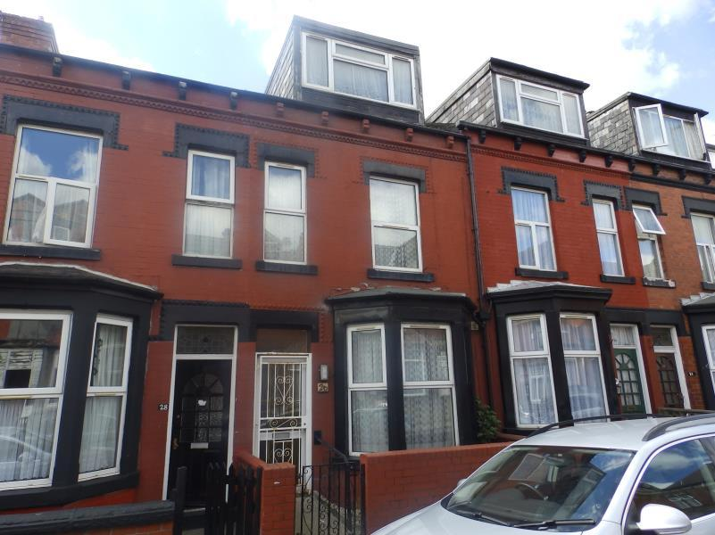 4 Bedrooms Terraced House for sale in SEAFORTH TERRACE, LEEDS, LS9 6AE