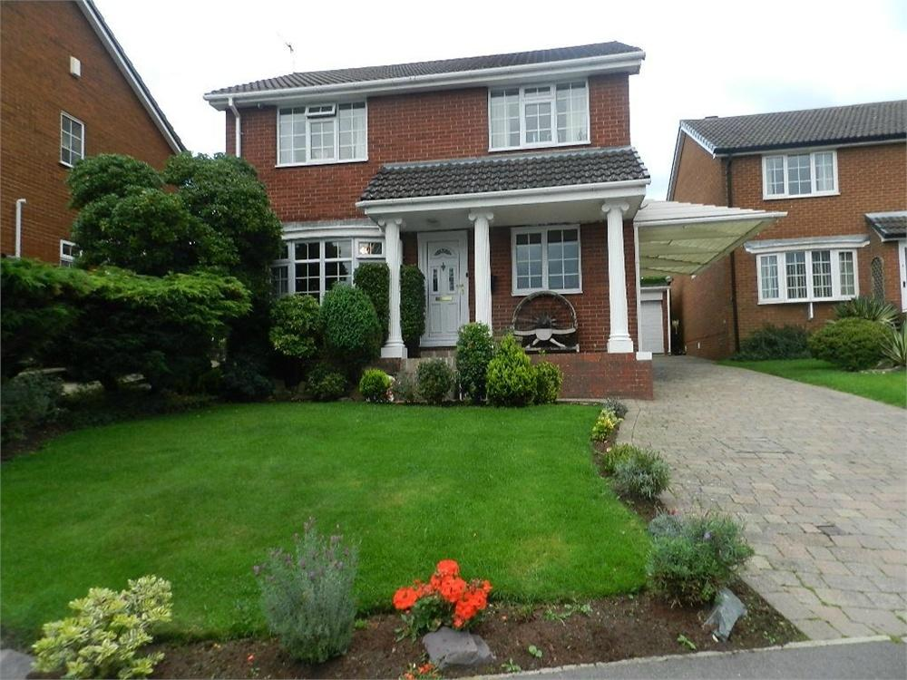4 Bedrooms Detached House for sale in Furness Road, High Green, SHEFFIELD, South Yorkshire