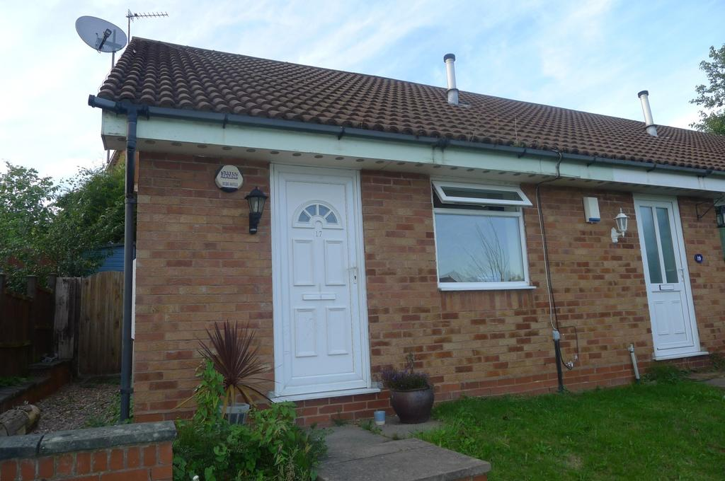 1 Bedroom Bungalow for sale in Atlas Croft, Oxley, WV10