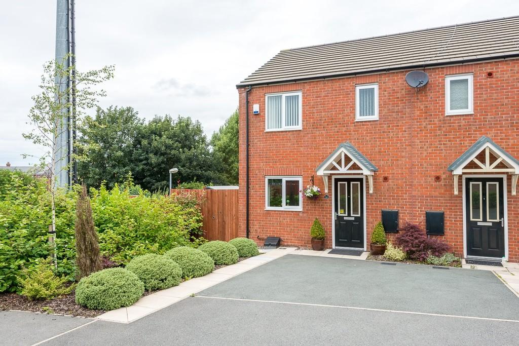 3 Bedrooms Town House for sale in Newlove Avenue, Eccleston, St. Helens