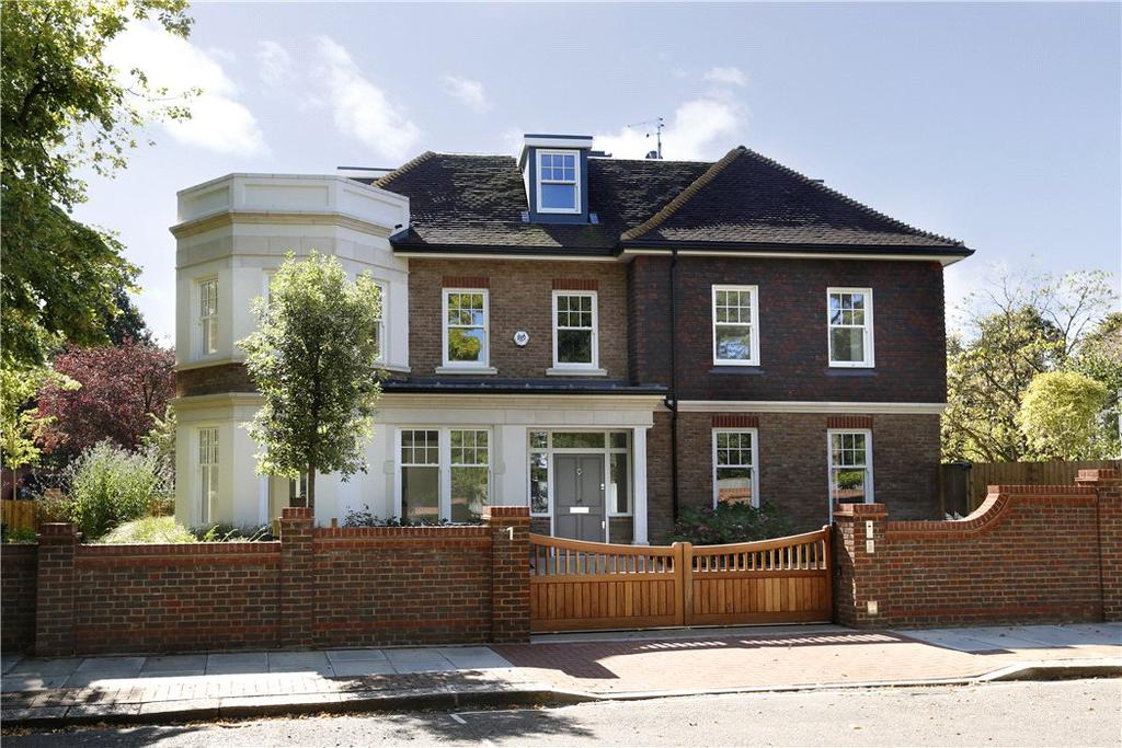 4 Bedrooms Semi Detached House for sale in Westmead, Putney, London, SW15