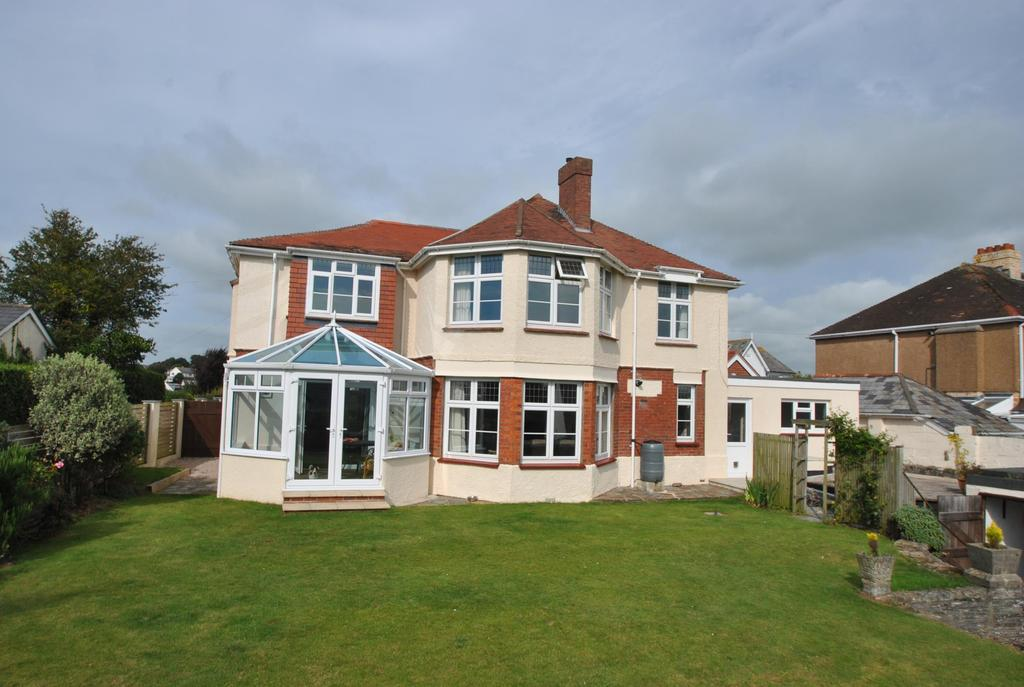 5 Bedrooms Detached House for sale in Kings Hill, Bude