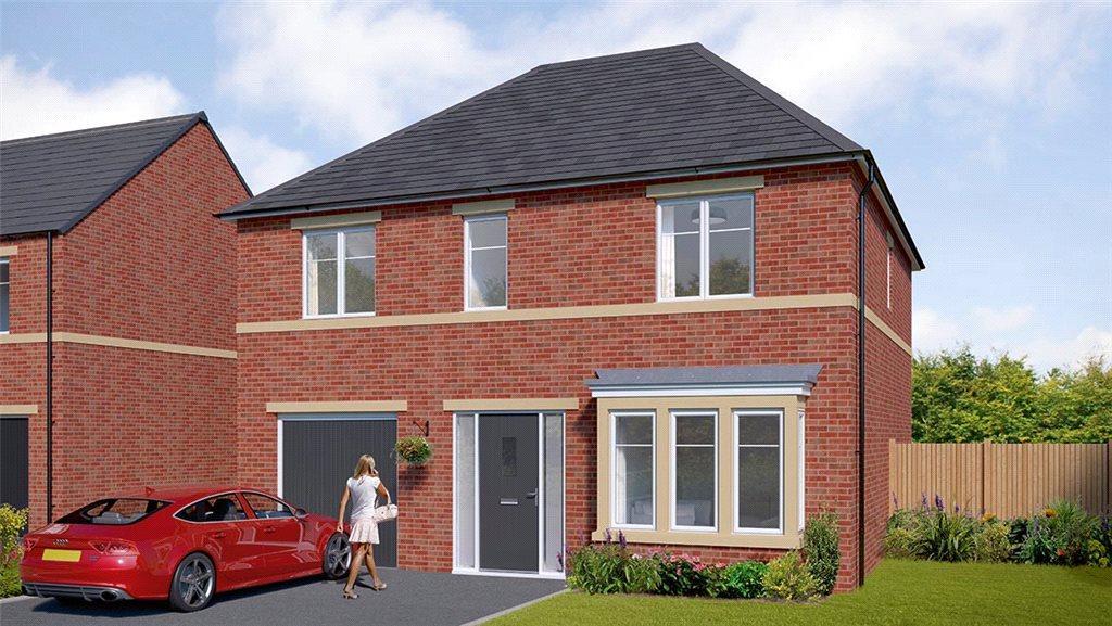 4 Bedrooms Detached House for sale in Rosebury, Apperley Green, Harrogate Road, Apperley Bridge