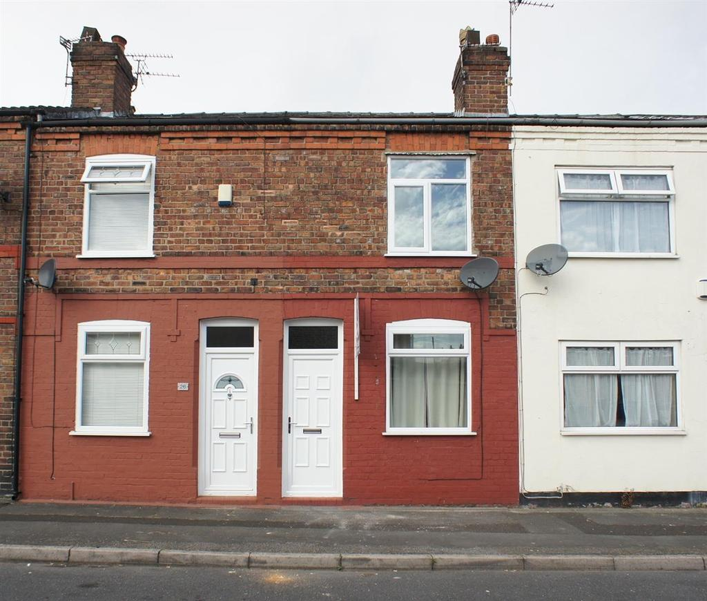 2 Bedrooms Terraced House for sale in Earl Street, Warrington