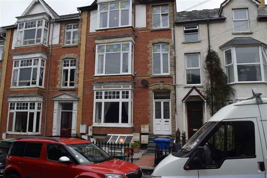 1 Bedroom Flat for sale in Basement Flat, 5, Cliff Terrace, Aberystwyth, Ceredigion, SY23