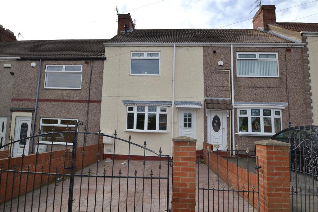 3 Bedrooms Terraced House for sale in Alder Road, Horden, Peterlee, Co.Durham, SR8