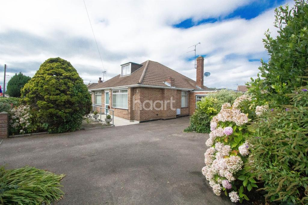 3 Bedrooms Bungalow for sale in Somerleyton Road, Oulton