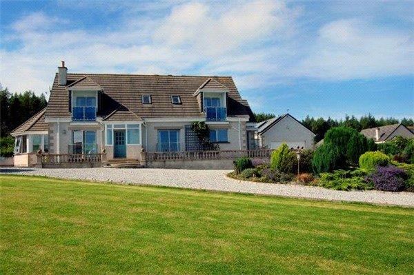 4 Bedrooms Detached House for sale in Forest View, Stoneyton, Mulben, Keith, Moray, AB55