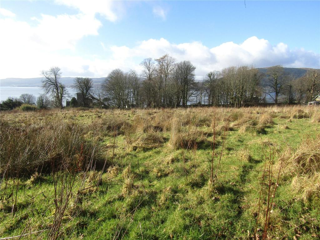 Land Commercial for sale in Development Site At The Paddock, South Ailey Road, Cove, Helensburgh, Argyll and Bute, G84