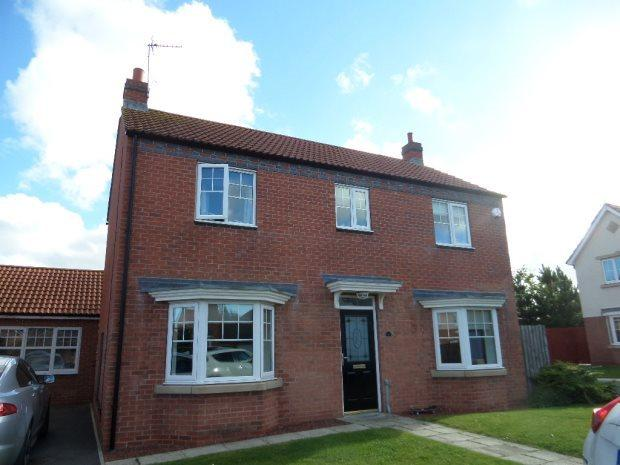 4 Bedrooms Detached House for sale in BAMBURGH DRIVE, EAST SHORE VILLAGE, SEAHAM DISTRICT