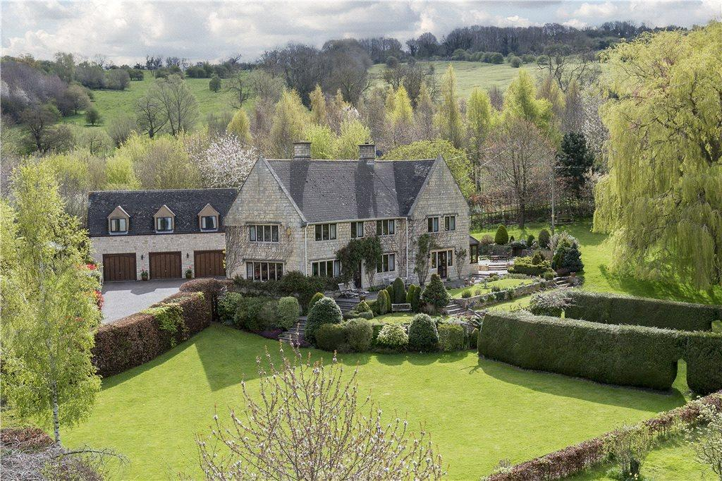 6 Bedrooms Detached House for sale in Willersey Hill, Willersey, Broadway, Worcestershire, WR12
