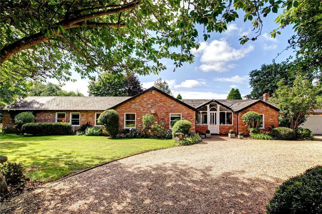 5 Bedrooms Unique Property for sale in Benham Park, Marsh Benham, Newbury, Berkshire, RG20